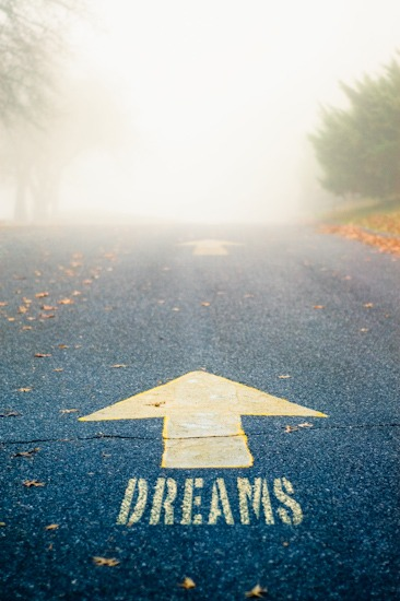 """Follow Your Dreams"""