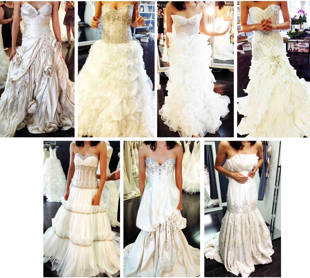 Caprice Bridal Fitting