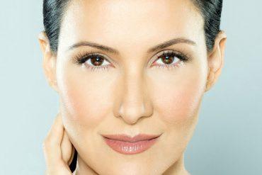 Skin care shot- model Jacqueline Depaul