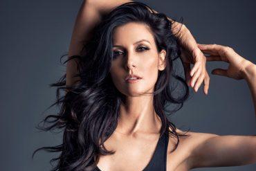 Blue- Model Jacqueline Depaul