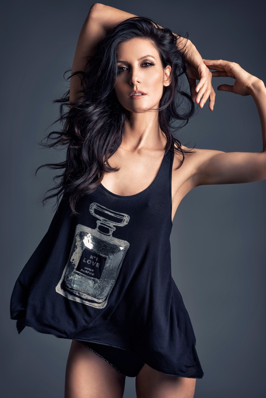 Perfume- Model Jacqueline Depaul