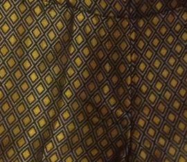 H&M Gold Diamond Printed Pant