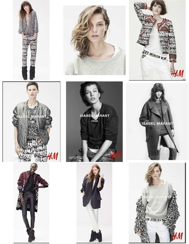 Isabel Marant inspiration shots