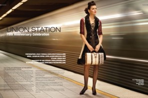 Jacqueline Depaul for Yellow Brick Runway, LAX Magazine July 2014