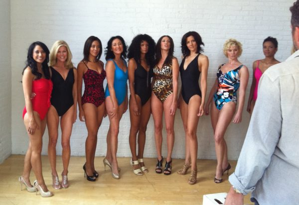 Model Search Contestants Prove 40 is the New 20