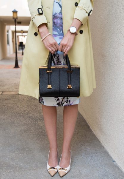 Pearl Source Yellow Trench