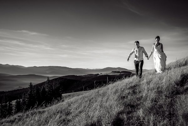Black and White Wedding Photography Tips