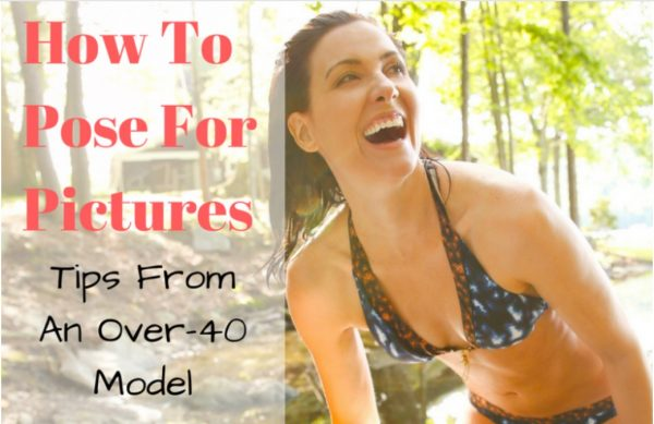 Featured in SheSpark Magazine- Posing for pictures when you are over 40